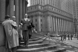 Nuva York 1947 Henri Cartier-Bresson