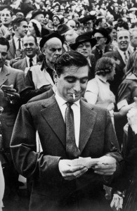 Robert Capa, Longchamp Racetrack, Paris 1953 Henri Cartier-Bresson