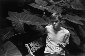 Cartier-Bresson Truman Capote, New Orleans 1947 Henri Cartier-Bresson