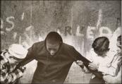 Vivian Cherry (born 1920, Manhattan, New York) Game of Lynching, East Harlem, 1947.Gelatin silver print Columbus Museum of Art, Ohio, Photo League Collection