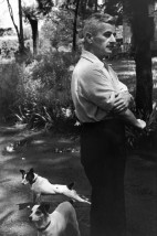 William Faulkner, Oxford, Mississippi 1947 Henri Cartier-Bresson