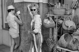 1959 Saint-Tropez, France Henri Cartier-Bresson