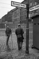 1962 Berlin Wall Henri Cartier-Bresson