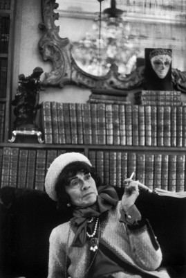 1964 Coco Chanel, Paris Henri Cartier-Bresson