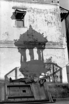 1966. Ahmadabad, India. Henri Cartier-Bresson
