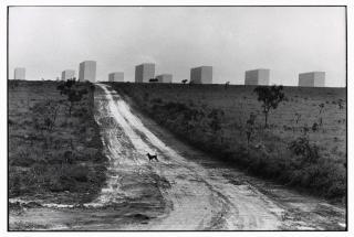 BRAZIL. Brasilia. 1961.bElliott Erwitt
