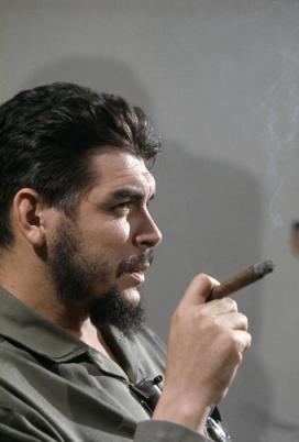 CUBA. 1964. CHE GUEVARA.bElliott Erwitt