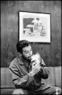 CUBA. 1964. CHE GUEVARA.cElliott Erwitt