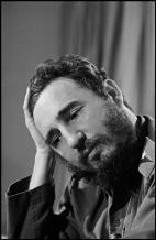 CUBA. Fidel CASTRO. 1964.bElliott Erwitt