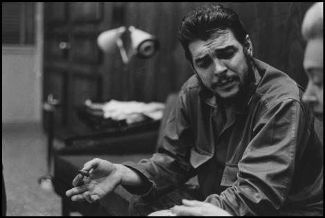 CUBA. Havana. 1964. CHE GUEVARA.Elliott ErwittElliott Erwitt