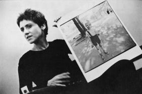 Diane Arbus con fotografía