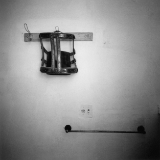 Graciela Iturbide baño de frida 032