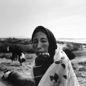 Graciela Iturbide los que viven en la arena 043