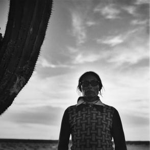 Graciela Iturbide los que viven en la arena 073