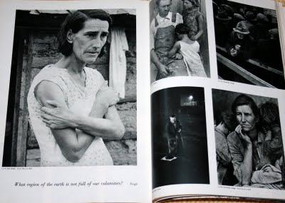 Fotografías de la FSA