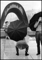 JAPAN. Hiroshima. Epicenter. 1970. Elliott Erwitt