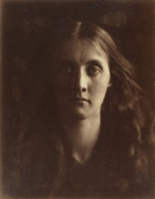 Julia Margaret Cameron (British, 1815-1879) Julia Jackson,1867