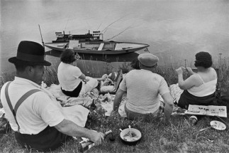 Juvisy, France 1938 Henri Cartier-Bresson
