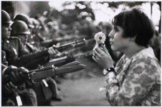 Marc Riboud, Washington 1967