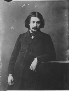 Nadar - Gaspard Felix Tournachon -alphonse-daudet-1840-1897