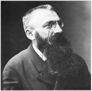 Nadar - Gaspard Felix Tournachon -auguste rodin 1893