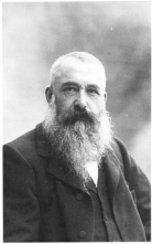 Nadar - Gaspard Felix Tournachon -claude_monet_1899_nadar