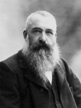 Nadar - Gaspard Felix Tournachon -Claude_Monet_1899_Nadar_crop