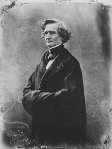 Nadar - Gaspard Felix Tournachon -hector-berlioz-1803-1869