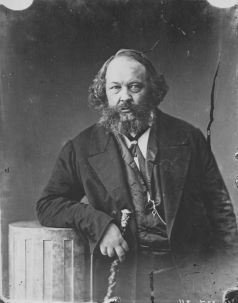 Nadar - Gaspard Felix Tournachon -michail-bakunin-1814-1876
