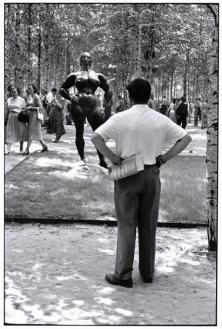 RUSSIA. Moscow. 1959.Elliott Erwitt