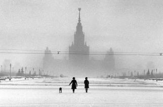 RUSSIA. Moscow. 1968.a. Elliott Erwitt