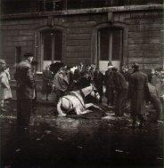 The Fallen Horse Robert Doisneau, 1942