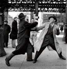 USA. New York. 1950.Elliott Erwitt