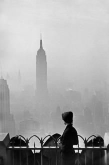 USA. New York. 1955.b. Elliott Erwitt
