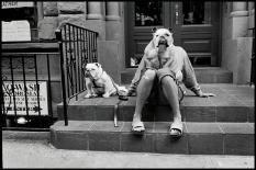 USA. New York city. 2000.Elliott Erwitt
