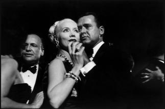 USA. New York, New York. 1959. April in Paris Ball at the Waldorf Astoria Hotel.Elliott Erwitt