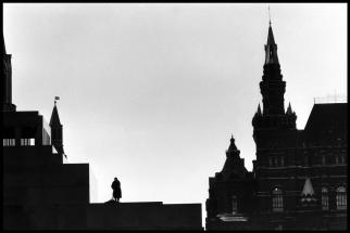 USSR. 1957.Elliott Erwitt