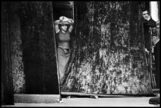 USSR. Leningrad. 1957.b. Elliott Erwitt