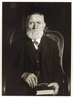 The Fighter or Revolutionary 1925 by August Sander 1876-1964