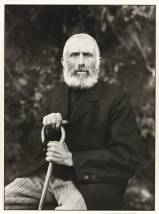 The Man of the Soil 1910 by August Sander 1876-1964