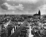 Colonia antes de la guerra. August Sander.