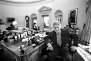 Arnold_Newman_Bill_Clinton