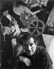 Arnold_Newman_Marc_Chagall