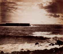 Gustave_Le_Gray_The Great Wave (Sète)