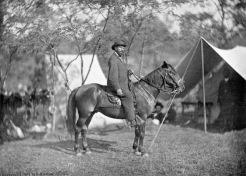 Mathew Brady. Desde el siglo XIX el enfoque selectivo ha sido uno de los elementos propios del lenguaje fotográfico.