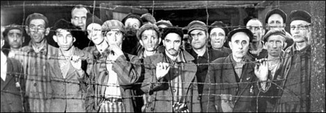 CONCENTRATION CAMPS GERMANY