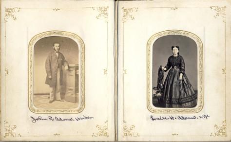 John & Louisa