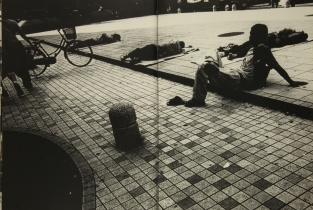 Daido Moriyama, Shinjuku_206