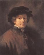 Rembrandt. 1654