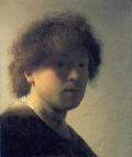 Rembrandt. Ca 1628